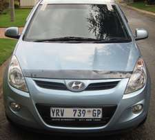 09 hyundai i20 1.6 as new a must see
