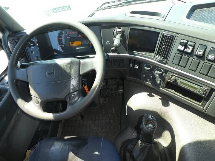 Volvo FM 380 automix type am 8,5 - 2009