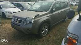 Nissan Xtrail Newshape 2010 model. KCP number Loaded with Alloy rims