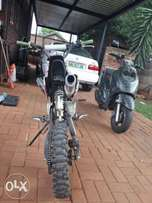 psp ps 3 and pitbike R6000