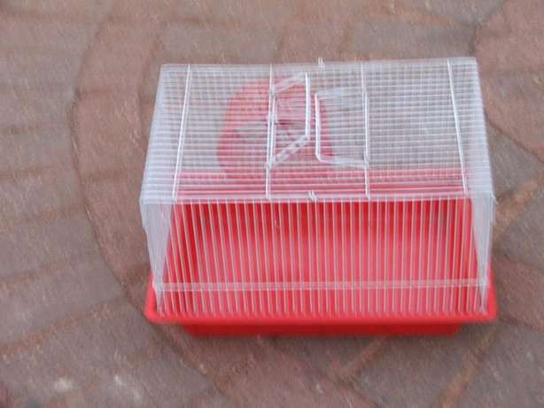 Hamster\Mouse Cage Witpoortjie - image 1