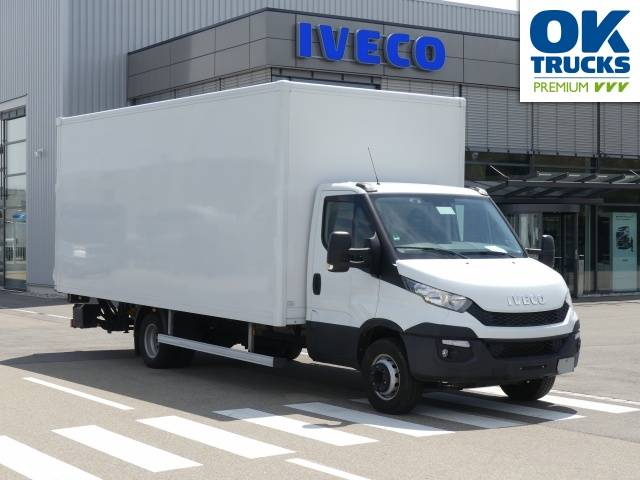 Iveco Daily 70C17A8/P - 2016