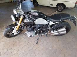 As new 2016 BMW R nine T for sale