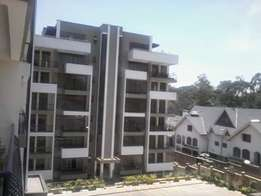 3br +Sq to let in Lavington u with gym and swimming pool for 120k