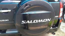 Salamon Suzuki Escudo Fully Loaded