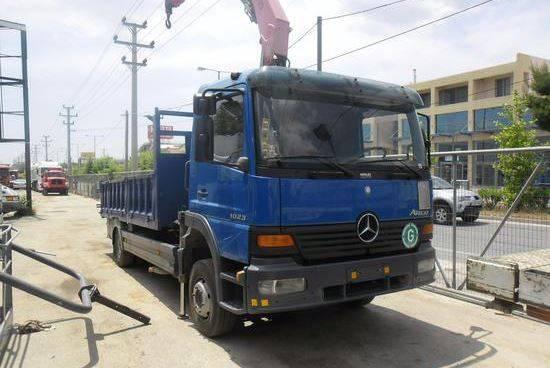 Mercedes-Benz 1023 Atego - 2002