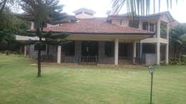 4 bedroomed all ensuit double storey for sale in runda.