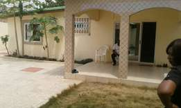 2bedroom Self Compound for rent at 2,400ghc per month at Abelenkpe