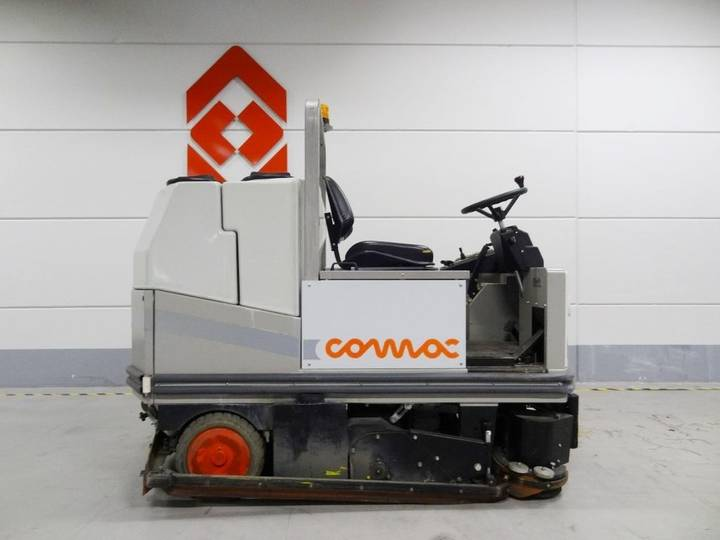 CORMO Washing Machine S.P.A scrubber dryer