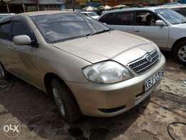 Clean Runx KBJ 2002 on quick sale for 530k