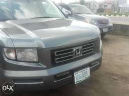 One year used honda ridgeline tincan cleared buy n travel