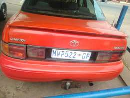 Toyota Camry 3.0l 1995 model for R19900