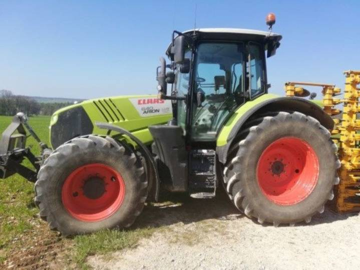 Claas arion 640 - 2013