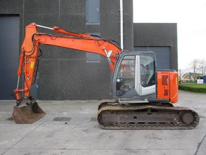 Hitachi Zx 135 - Us-3 - 2008