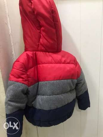 a new baby hoodie for sale fitting babies from 3 to 6 months