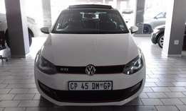 VW Polo 6 1.6 Model 2013 5 Door Colour White Factory A/C & CD Player