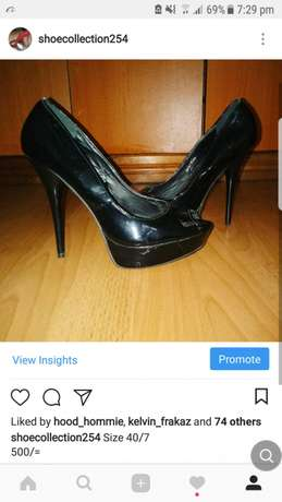Ladies heels Lavington - image 1