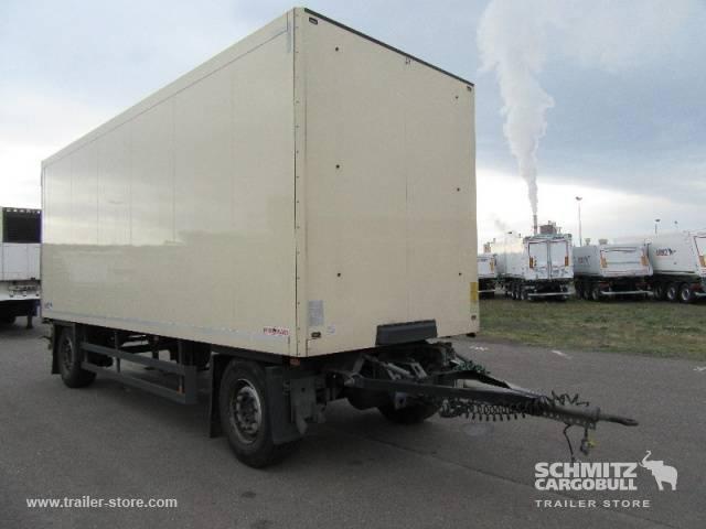 Schmitz Cargobull Anhänger Sonstige Doppelstock - 2015