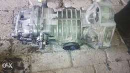 vw microbus caravelle gearbox