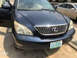 Neat cheap registered Lexus RX 330