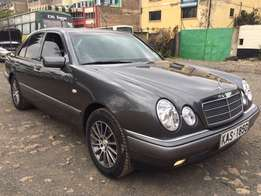 Mercedes W210 for Sale (E250)