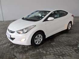 2012 Hyundai Elantra 1.6 GLS for sale!