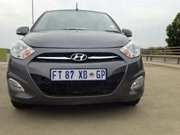 In A Great Condition 2013 Hyundai i10 with full service history