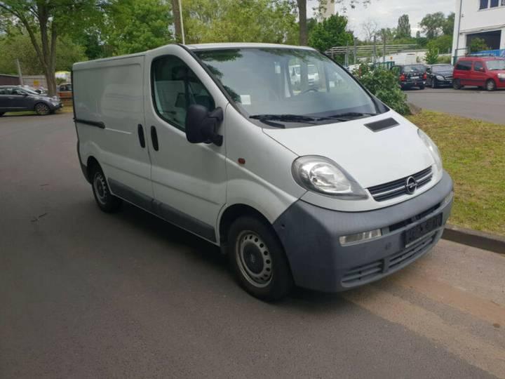 Opel Vivaro 2,0 Benziner Klima:::: TÜV, Insp neu::::: - 2005