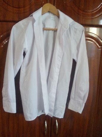 Біла шкільна сорочка на хлопчика  100 грн. - Товари для школярів ... 88861406bc768