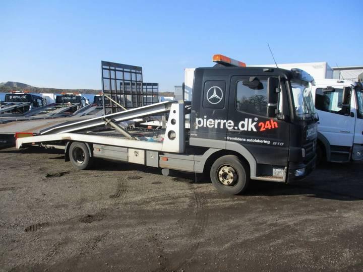 Mercedes-Benz Atego 818 Sovekab. Autotransporter - 2007
