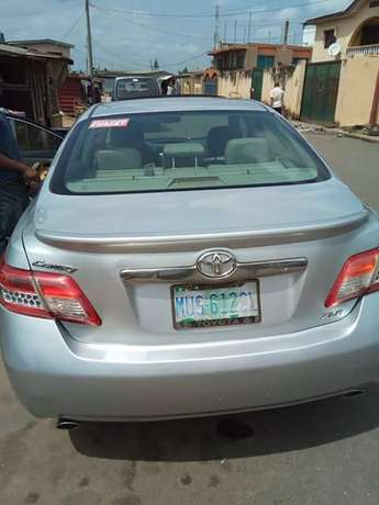 Registered Toyota Camry Muscle 2008 Model Upgraded to 2010 Model Alimosho - image 1