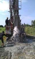 GK drilling company for borehole