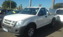 A Classic 2007 Isuzu 2.5D KB250 Fleet side with license and COR!