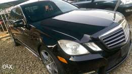 Mercedes Benz E350 Few months used