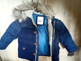 Куртка пуховик 2-3 роки Zara 401e36a027299