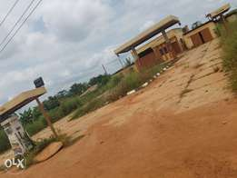 Filling station and piece of land for sale asap...check in