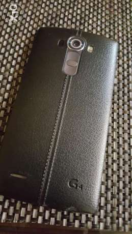 Lg G4 with all the accessories. Afraha - image 1