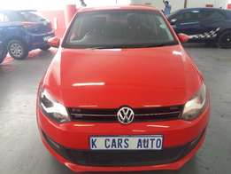 2012 Vw Polo 6 1.4 Comfort-Line with 78000Km