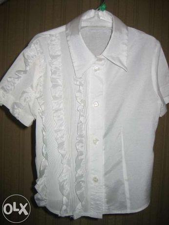 bab5e9e6651 Итальянская блузка DAGA на р. 110см бу  50 грн. - Одежда для девочек ...
