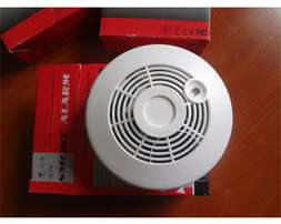 Fire Detector Alarm free Battery Inside