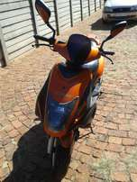 Big boy scooter for sale in good condition