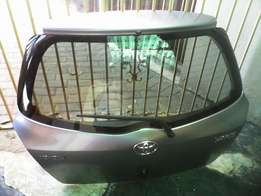 Toyota yaris T1/T3 hatch back tailgate for sale...
