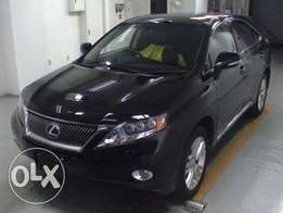 Lexus RX450H Foreign Used 2010 For Sale Asking Price 3,600,000/=