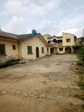 Building for sales at egbeda, Lagos state Mosan/Okunola - image 3