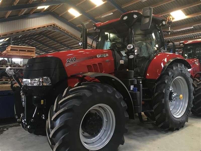 Case Ih Puma 240 Cvx Traktor - 2019