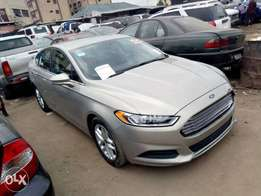 2016 Ford Fusion (Tokunbo)