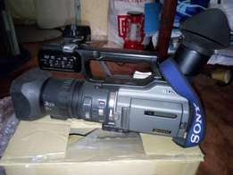 Sony pd170 camcorder camera