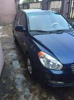 Clean Hyundai accent for sale.