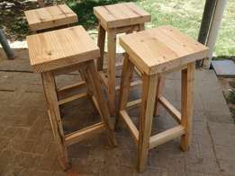 Stunning Hand Crafted Bar Stools/Chairs FOR SALE!