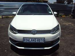 2015 VW Polo 1.2 TSI for sell R185000